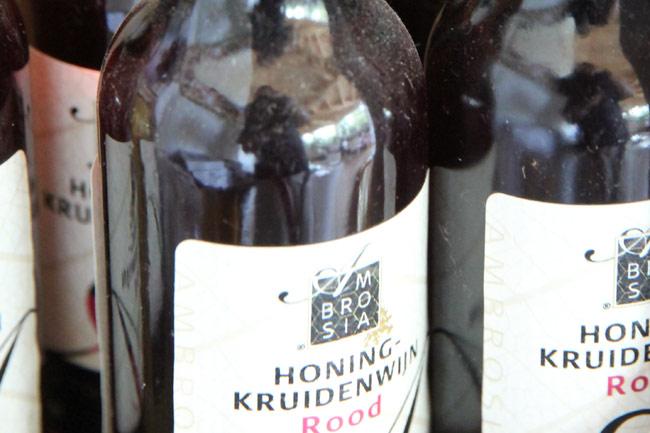 Ambrosia® Honing Vlierbessenwijn